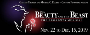 Gallery Theater presents BEAUTY AND THE BEAST