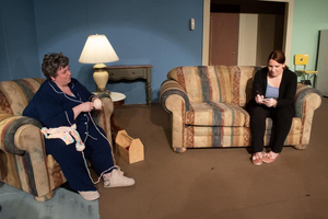 BWW Review: 'NIGHT, MOTHER at Ankeny Community Theatre: Tackling a Difficult Topic