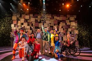 BWW Review: ROALD DAHL'S WILLY WONKA at Wheelock Family Theatre