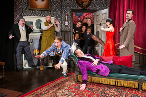 BWW Review: THE PLAY THAT GOES WRONG at Hanover Theatre In Worcester, MA