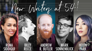 Feinstein's/54 Below to Present NEW WRITERS AT 54! A Series Curated by Alexa Spiegel