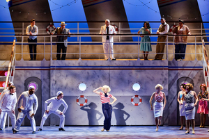 BWW Review: ANYTHING GOES OPENS AT THE WHITE THEATRE IN KANSAS CITY at White Theatre