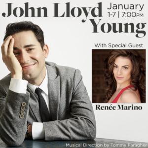 Tony Award Winner John Lloyd Young Will Return to Feinstein's/54 Below with Jersey Boys Co-star Renée Marino