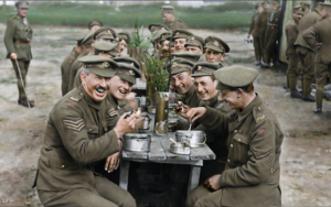 The Park Theatre Presents Peter Jackson's Epic WWI Documentary for Free on Veterans Day
