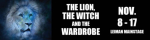 The Flat Rock Playhouse Continues Its 2019 Season With THE LION, THE WITCH, AND THE WARDROBE