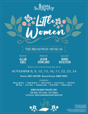 Holmdel Theatre Company Will Present LITTLE WOMEN THE MUSICAL