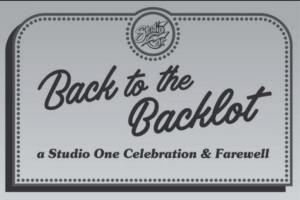 BACK TO THE BACKLOT Will Be Held at The Factory/Ultra Suede on Saturday, November 9