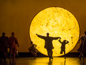 BWW Review: THE MAGIC FLUTE, Royal Opera House