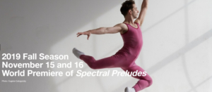 Tom Gold's SPECTRAL PRELUDES Will Feature Costumes by Marlene Olson Hamm