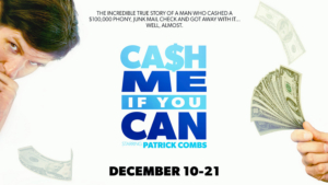CASH ME IF YOU CAN Is Making Its Toronto Stage Debut