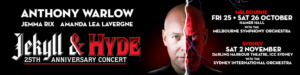 BWW REVIEW: Anthony Warlow And Jemma Rix Stun In Concertworks' JEKYLL & HYDE