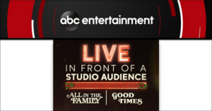 LIVE IN FRONT OF A STUDIO AUDIENCE Returns Dec. 18