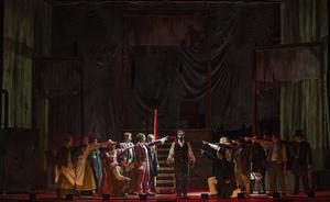 BWW Review: SWEENEY TODD IL DIABOLICO BARBIERE DI FLEET STREET  al Teatro Olimpico