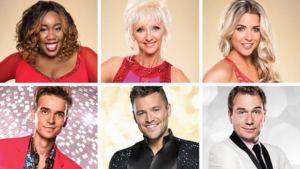 BBC One's STRICTLY COME DANCING Announces Christmas Special Lineup