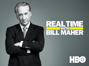 Scoop: Coming Up on a New Episode of REAL TIME WITH BILL MAHER on HBO - Friday, November 8, 2019
