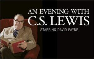 David Payne Will Star in AN EVENING WITH C.S. LEWIS at Temple of Music & Art