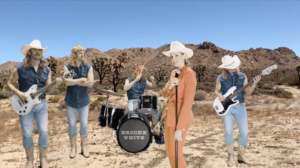 Brooke White Releases New Video for 'Back Pocket'