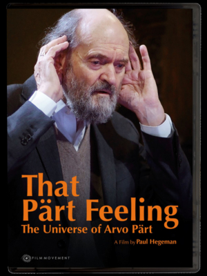 THAT PART FEELING Will Be Released on DVD Dec. 3