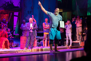 Phillip Boykin Inducted Into South Carolina Theatre Association Hall of Fame