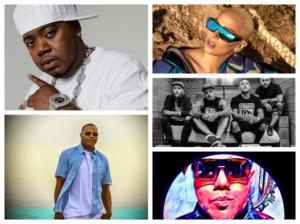 Twista, Veronica Vega, DJ G-Love, Crazy Town X with R1ckOne Will Perform at Soundwaves 360