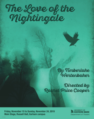 USM Theatre Will Present THE LOVE OF THE NIGHTINGALE