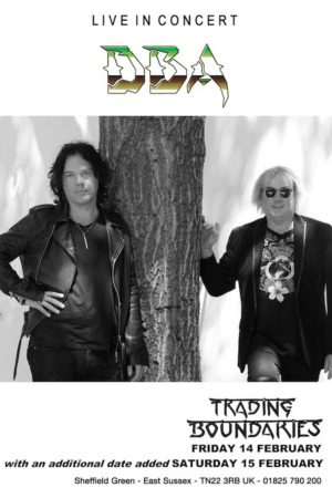 Downes Braide Association Announce Additional Show at Trading Boundaries