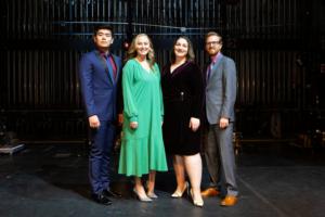 Houston Grand Opera To Present Studio Recitals at Rienzi In December
