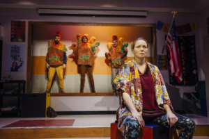 BWW Review: THE THANKSGIVING PLAY at Geffen Playhouse