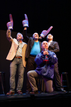 A New Musical Revue THE BOOMER BOYS is Coming to Arlington's Regent Theatre
