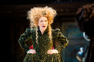BWW Review: THE TAMING OF THE SHREW, Barbican Centre