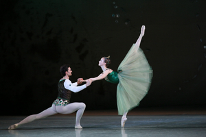 BWW Review: FACETED PERFECTION IN JEWELS  BALANCHINE'S GEM  PERFORMED BY THE FAMOUS MARIINSKY BALLET at Dorothy Chandler Pavilion