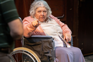 BWW Review: SYDNEY AND THE OLD GIRL, Park Theatre