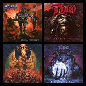 Dio Announces 'The Studio Album Collection,' Out Feb. 21