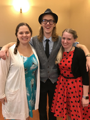 BWW Interview: Rachel Holdman And Emilie Miller of THE LAST FIVE YEARS at Openstage Theatre Company