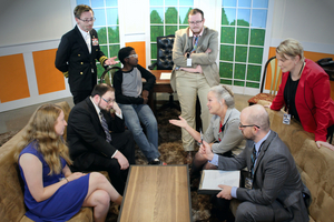 BWW Review: DELUSIONS OF POWER at Carousel Theatre Of Indianola: Not Your Typical Political Comedy