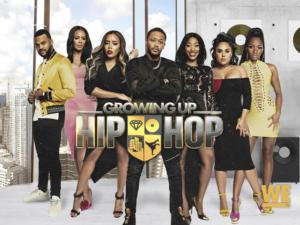 WE tv Renews GROWING UP HIP HOP for a Fifth Season