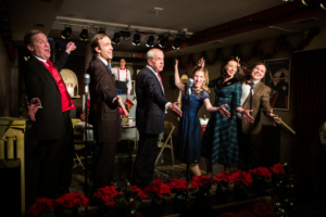 Oil Lamp Theater Will Present IT'S A WONDERFUL LIFE: A LIVE RADIO PLAY