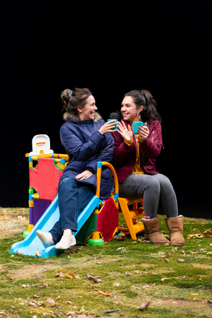 BWW Review: CRY IT OUT at Hartford Stage