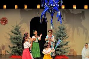 Teatro Paraguas to Present A MUSICAL PIŇATA FOR CHRISTMAS VII