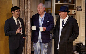 BWW Review: THE SUNSHINE BOYS at North Coast Repertory Theatre