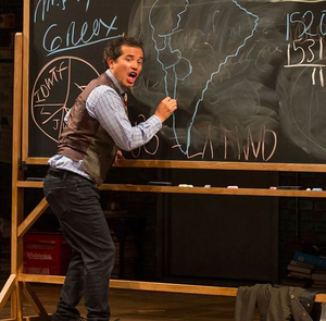 BWW Review: LATIN HISTORY FOR MORONS Written By And Starring John Leguizamo