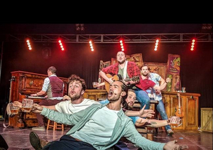 BWW REVIEW: THE CHOIR OF MAN Returns To Sydney With Another Season Of Songs And Healthy Masculine Solidarity
