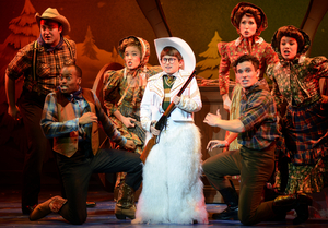 BWW Review: Ralphie Rides to the Rescue in A CHRISTMAS STORY, THE MUSICAL at Broadway On Tour