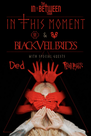 In This Moment Announce Headline Tour With Black Veil Brides, DED and Raven Black