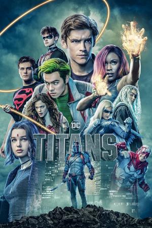 DC Universe and Warner Bros. Television Renews TITANS for a Third Season