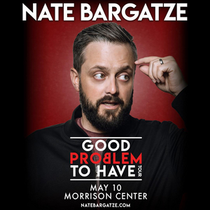 Nate Bargatze Will Come To Boise