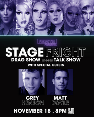 Matt Doyle and Grey Henson to Join Marti Gould Cummings for STAGE FRIGHT Presented by TodayTix