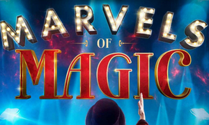 Pure Imagination Projects will Present Workshop Production of World Premiere Play MARVELS OF MAGIC