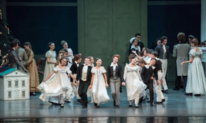 Segerstrom Center for the Arts Announces Casting for American Ballet Theatre's Production of THE NUTCRACKER