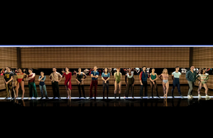 BWW Review: A CHORUS LINE at Signature Theatre